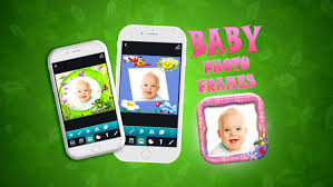 baby photo frames for little boys girls cute picture editor to beautify babies pics
