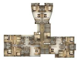 Amazing Luxury 4 Bedroom Apartment Floor Plans With BEDROOM LUXURY  APARTMENT FLOOR PLANSimage Gallery 12