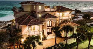 capitano is the largest gulf front home in the neighborhood which makes it ideal for a wedding ceremony venue it also makes an incredible reception venue