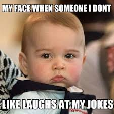 Funny baby memes | BabyCentre Blog via Relatably.com