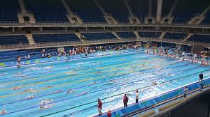 olympic swimming pool lanes. Appearing Confident And Relaxed, World Championships Bronze Medallist Schooling Is On A Quest To Win Historic First Olympics Swimming Medal For Singapore. Olympic Pool Lanes T