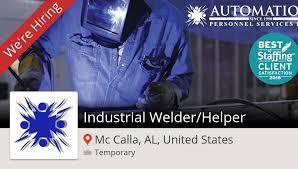 Welder Helper Job Description