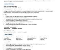 Nurse Resume Template Nursing Resume Templates Word Nurse Resume