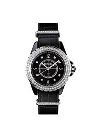 chanel watches the cool new j12 a nato strap the jewellery chanel j12 g10 watch in 33mm black ceramic the original j12 watch was conceived