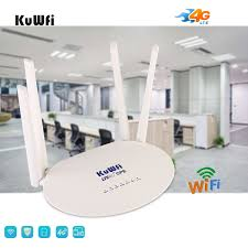 <b>KuWfi 4G LTE</b> CPE Router 300Mbps Wireless Router 3G/<b>4G LTE</b> ...