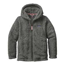 Patagonia Girls Los Gatos Fleece Hoody