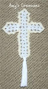 Crochet Cross Pattern Gorgeous Crochet Cross Pattern AllFreeCrochet