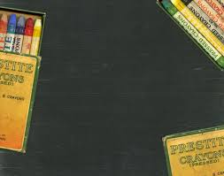 Powerpoint Backgrounds Educational Crayons Board School Education Backgrounds For Powerpoint