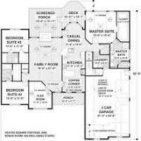 Simple One Story Open Floor Plan Rectangular  Google Search Floor Plans Under 2000 Sq Ft