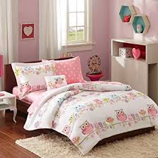 beds for kids girls.  Girls MiZone Kids Wise Wendy Twin Comforter Sets For Girls  Pink Owl U2013 In Beds For E