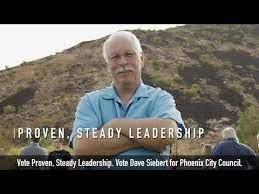 Dave Siebert for Phoenix City Council District 1 - YouTube