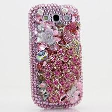 samsung galaxy s5 bling phone cases. galaxy s5 bling case, luxaddiction® case cover faceplate swarovski crystals diamond sparkle bedazzled samsung phone cases s
