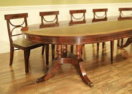 High Quality Mahogany Furniture For A Traditional Dining Room