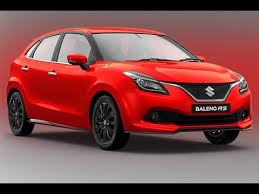 new car launches in hindiNew 2017 Maruti Suzuki Baleno RS Launched in India Hindi review