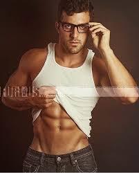 Wesley Holland | American guy, Mens tops, Fitness models