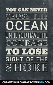 Quote Creator Enchanting Cross The Ocean Print Quote Posters Posters PosterGen