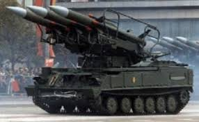 Image result for Russia possesses a variety of rocket, missile and cannon artillery systems