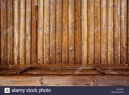 rustic wood floor background. Rustic Wooden 3d Background, Wood Plank Board Texture In Perspective As Background For Product Placement Floor