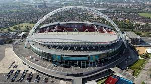 at Wembley for Euro 2020 matches ...