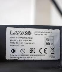 Góc thanh lý - Máy rửa xe áp lực cao Lavor giá rẻ
