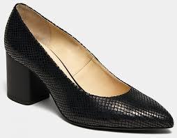 Туфли <b>женские</b> REGINA (цвет черный, натуральная кожа ...