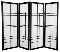 4u0027 tall eudes shoji screen u2013 screens and room dividers by oriental for divider japanese japanese screen room divider96 japanese