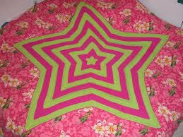Crochet Star Pattern Free Inspiration Ever Heard Of A Starghan Once You See This You'll Want To Crochet