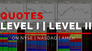 Nyse Quotes Adorable Day Trading Stock Quotes Data Level I And Level II BeDayTrader