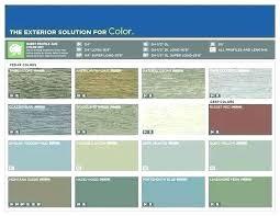 Colors Of Vinal Siding Jillmorris Co