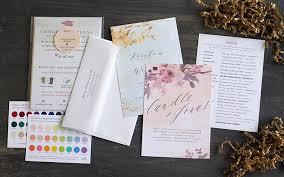 Sample Of Wedding Invatation Free Wedding Invitation Samples From Elli
