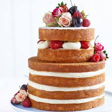 Naked Cake Dessert Recipes Womanhome
