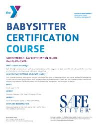babysitter certification com laurelhurst babysitter certification