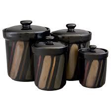 4 Piece Kitchen Appliance Set Sango Avanti 4 Piece Kitchen Canister Set Reviews Wayfair