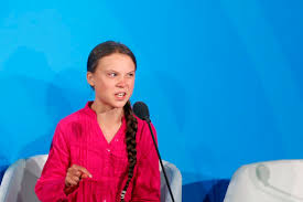 Who is Greta Thunberg, Greta Thunberg Speech, Greta Environmental Activist