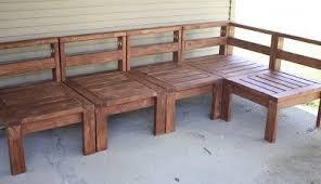 diy patio sofa plans. modular sectional outdoor sofa by more like home diy patio plans o
