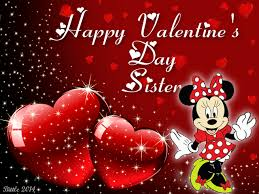Valentines Day Quotes Sister