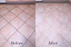 a professional tile and grout cleaner like advanced surface solutions llc will seal your newly red grout joints to protect them against further soil