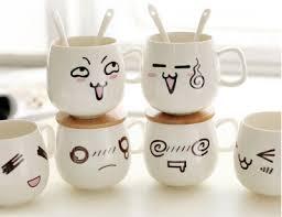 cute mugs online. Beautiful Cute Custom Tea Mugs Free Shippingnew Arrival Cute Ceramic Cup Bone China Coffee  Lid Throughout Online S