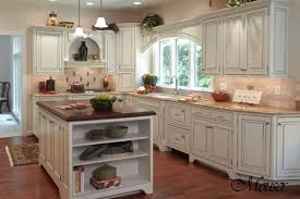 French Country Design Ideas Kitchen With Range Cooker Island Sink