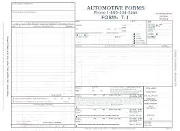 Automotive Receipt Template Likesandfollows Club