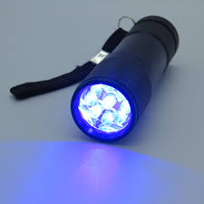 Blue Light Hunting 9 Led Outdoor Night Vision Hunting Fishing Blue Light Led Flashlight Torch Buy Blue Light Led Flashlight 9 Led Blue Light Flashlight Fishing Blue