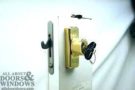 pella sliding door lock sliding door locks extraordinary lock repair glass home design pella sliding screen
