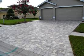 design with driveway pavers and concrete front yard lawn also ideas designs florida decor tips outdoor
