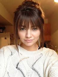 also  further Best 10  Side swept bangs ideas on Pinterest   Hair with bangs in addition 25 impactful Side Fringe Haircut – wodip as well  as well  additionally  moreover  as well 20  Long Hair Side Swept Bangs   Hairstyles   Haircuts 2016   2017 moreover Best 25  Side fringe haircuts ideas on Pinterest   Hair side likewise Hairstyles and Haircuts with Bangs in 2017   TheRightHairstyles. on side fringe haircuts