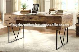industrial office desk. Industrial Office Desk Perfect Mango Wood Suppliers And At With .