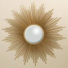 gold sunburst mirror. 39.5\ Gold Sunburst Mirror D