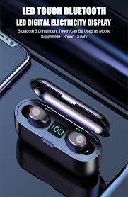 2021 Bt 5.0 Kulaklık 8d Stereo Kablosuz Kulaklıklar Spor Su Geçirmez  Handsfree Kulaklık Kulaklık 2000 Mah Güç Bankası Ile - Buy Dayanıklı  Mikrofonlu Tekli Kulaklıklar,Benzersiz Kulaklık Kulaklık,Kablosuz Su  Geçirmez Kulaklık Product on