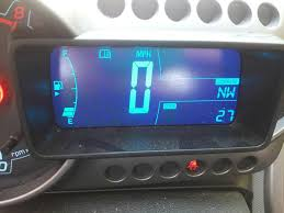 Chevy Sonic Lights On Dash Error Codes On Dash Where Odometer Usually Is Chevy Sonic