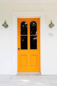 inside front door apartment. 8 Unusually Beautiful Front Door Colors You\u0027d Never Think To Try | Apartment  Therapy Inside Front Door Apartment