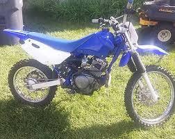 yamaha 125 dirt bike for sale. yamaha : tt 05 ttr 125 l 4 stroke off road dirt bike for sale